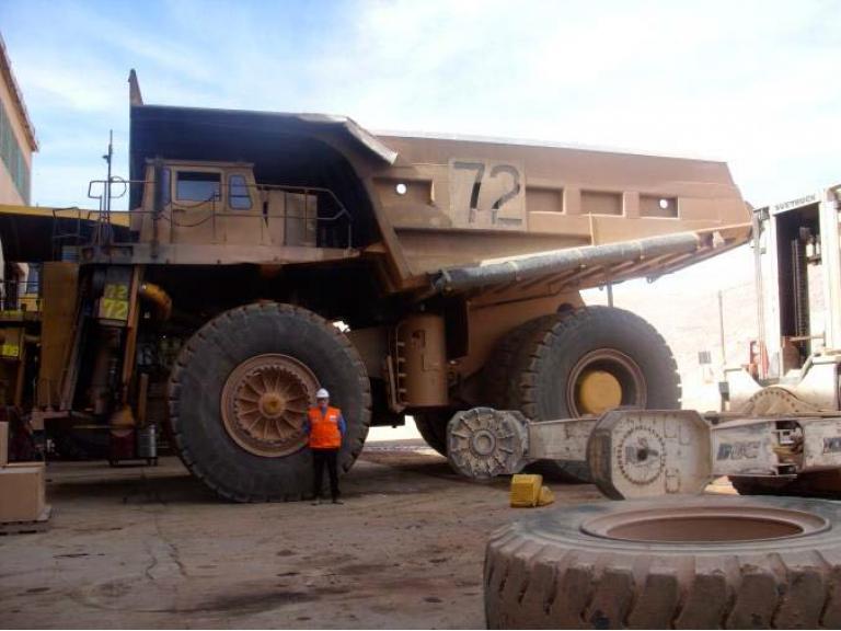 Mineración