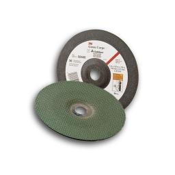 "Disco abrasivo flexible GREEN CORPS 7"" x 3,2 mm. grano 36. Marca 3M"