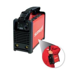 Inverter Sumig Fox 165 (de 10 a 165 amp.) sin torcha, con accesorios
