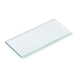 Cristal incoloro 51 x 108 mm. para careta de soldar