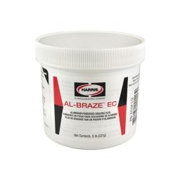 Fundente en polvo para aluminio (Al-Braze EC) envase de 227 grs. marca Harris