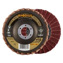 Disco flap de 115 mm. grano medio VLS