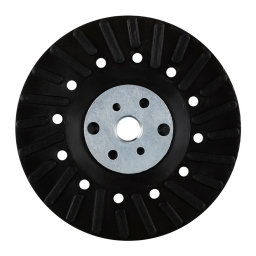 Soporte de apoyo rígido de 115 mm. x M14 para discos de fibra RH TURBO