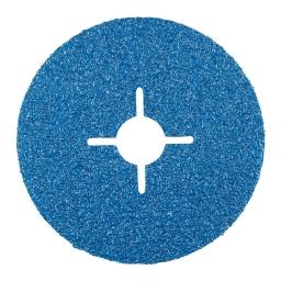 Disco de fibra de 115 mm. grano 36 KFZ
