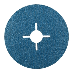 Disco de fibra de 115 mm. grano 80 KFZ