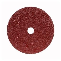 """Disco abrasivo CUBITRON II de 4 (1/2"""" x 7/8"""") grano 36 (982C) para acero al carbono. Marca 3M"""