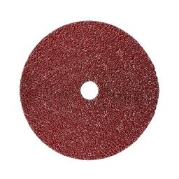 """Disco abrasivo CUBITRON II de 4 (1/2"""" x 7/8"""") grano 60 (982C) para acero al carbono. Marca 3M"""