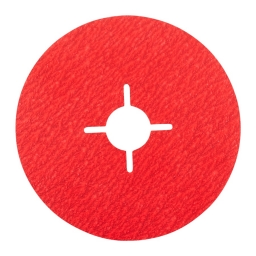Disco de fibra de 115 mm. grano 80 KFK