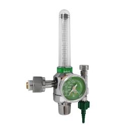 Manometro medicinal con flujometro (355-2OX15MF) marca Harris