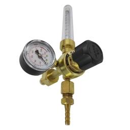Manometro de CO2 con flujimetro (351-60CD-218-1) marca Harris