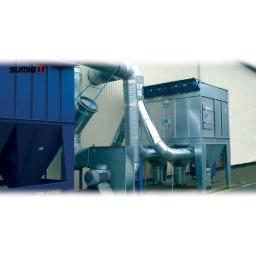 Unidad de Filtración de cartuchos - AIRCOMPACT