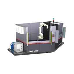 Celda de Soldadura Robotizada RTW Anglecell R