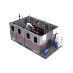 Celda de Soldadura Robotizada Custom