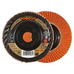 Disco flap de 115 mm. grano 60 JUMBO LONGLIFE TRIM (mayor duración)