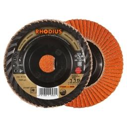 Disco flap de 115 mm. grano 40 JUMBO LONGLIFE TRIM (mayor duración)