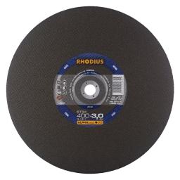 Disco de corte de 400 x 3,00 x 25,40 mm. ST34 (Ac)