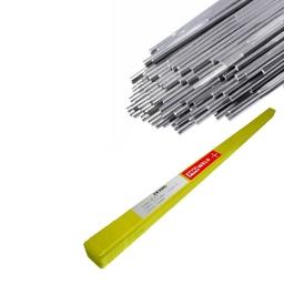 Varilla de aporte Tig para acero inoxidable ER 308L de 2,4 mm.