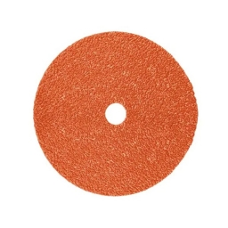 "Disco abrasivo CUBITRON II de 4 (1/2"" x 7/8"") grano 36 (987C) para acero inoxidable. Marca 3M"