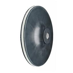 """Disco de soporte 7"""" con rosca hembra 5/8"""" - 11 hilos para disco acondicionador con velcro. Marca 3M"""