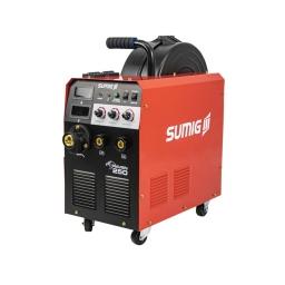 Inverter Sumig multifunción Raven 250 (de 40 a 250 amp.) con torcha MIG y accesorios