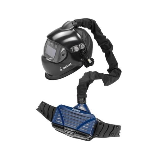 Careta de protección E650 c/ sistema respirador E3000