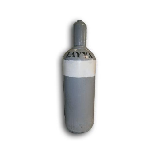 Cilindro de Argón de 3 mt³ con carga.