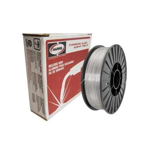 Alamabre MIG de aluminio ER 5356 de 0,9 mm. (rollo de 2,27 kg.) HARRIS