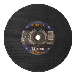 Disco de corte de 350 x 2,50 x 25,40 mm. ST36 (Ac)