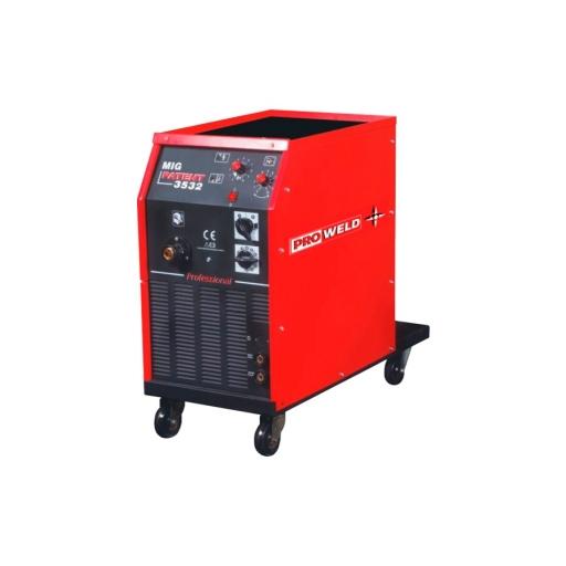 MIG PROWELD 3532 trifásica 220V/400V (40 a 350 amp.)