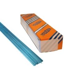 Varilla oxiacetilenica RBCuZn-D (KST HARTLOT 2F) de 2,50 mm. (Aceros y hierro fundido)